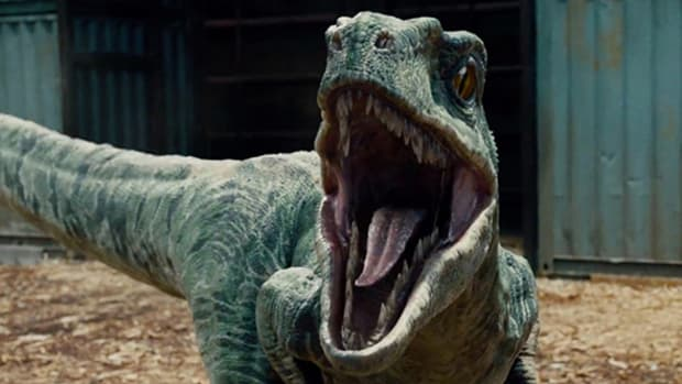 'Jurassic World' Still Rules but Disney's 'Inside Out' Breaks a Record