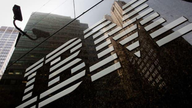 IBM A Safer Bet Than Apple, RBC Says