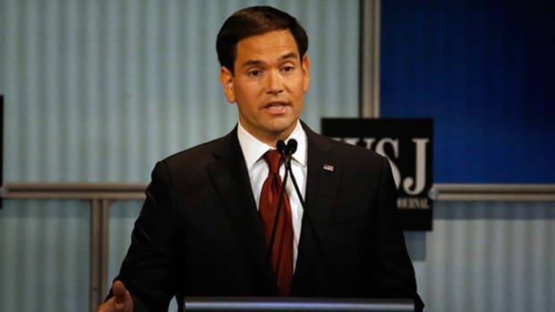 Here's Why Marco Rubio Could Make a Great CEO for America
