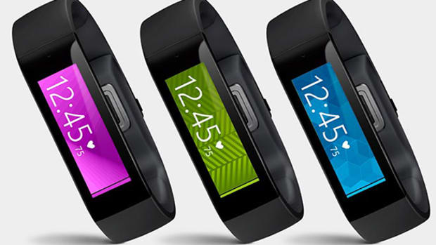 Microsoft Band Review: Fitness Band Adds Golf Tracking