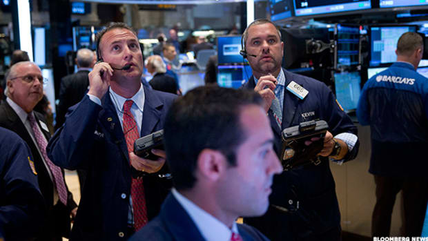 Just What Jittery U.S. Markets Don't Need -- More Global Growth Worries