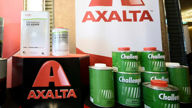 Berkshire Hathaway Buys Nearly 10% Stake in Axalta for $560M