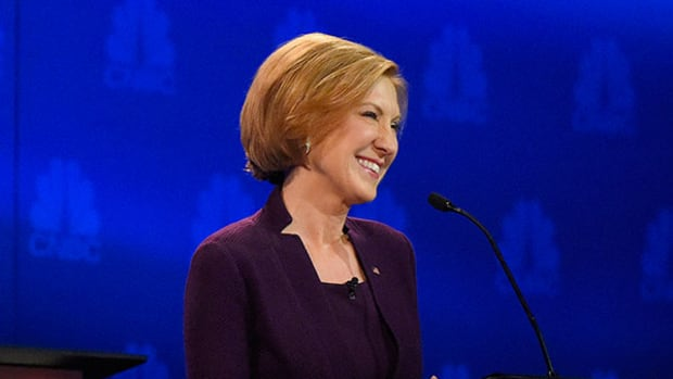 Carly Fiorina: 'Pre-Existing Conditions Have to Be Covered' in Health Care Reform