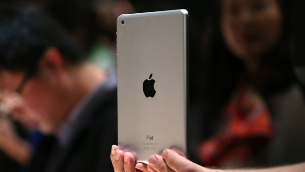 Apple Sales of iPhone and Mac Computers Up, iPad Down in Q1
