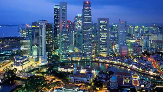 Singapore Is the Place for Those Who Prefer Real Estate to Stocks