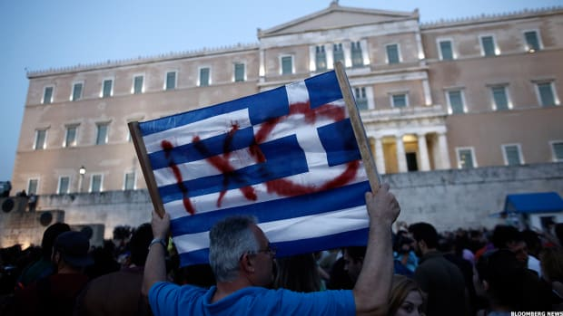Eurozone Must Put Greece on the Long Road to Recovery