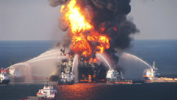 Trump Rolls Back Obama-Era Offshore Drilling Safety Requirements