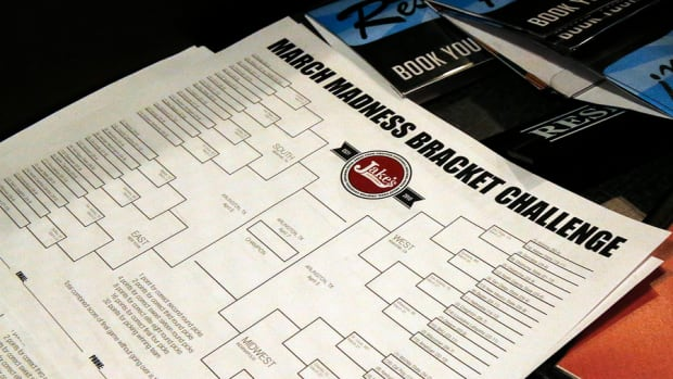 Jack Mohr and ESPN's Peter Keating Discuss Their NCAA Picks