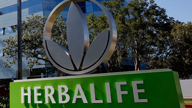 Herbalife Stock Falls After Chinese Exec Leaves After 10 Years