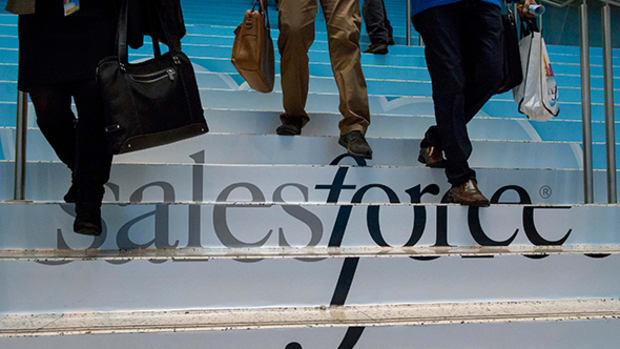 Salesforce's Stellar Results Still Fall Short: What Wall Street's Saying