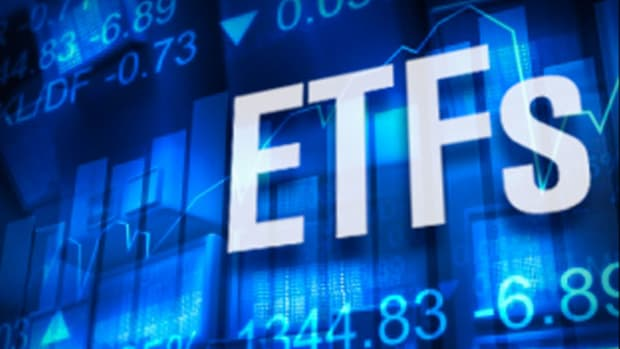 Lower Interest Rates Hurt Financial Sector ETF, Help REITs ETF
