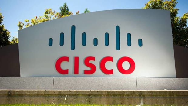 Cisco Systems Gets a Lift After Topping Earnings and Revenue