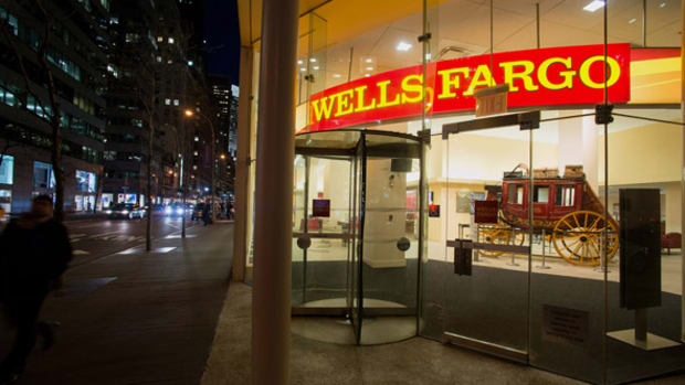Wells Fargo (WFC) Stock is the 'Chart of the Day'