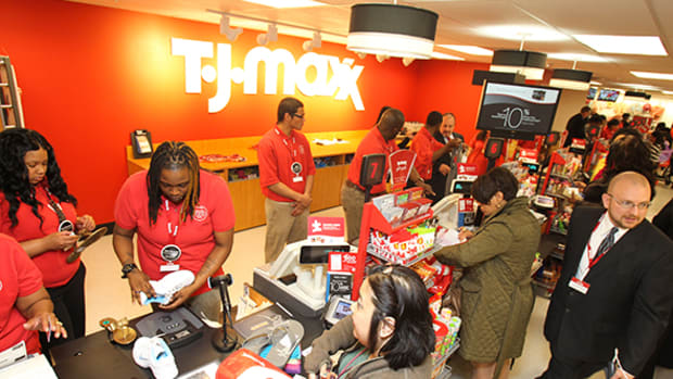 TJX Stock Gets 'Overweight' Rating at Morgan Stanley