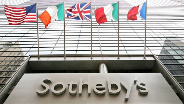 Sotheby's Is About to Sell $500M Worth of Picassos, Modiglianis and Rothkos