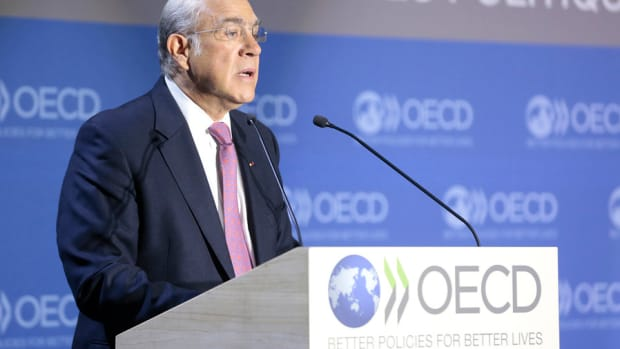 OECD Warns Advanced Economies They Are Hampering Their Own Growth