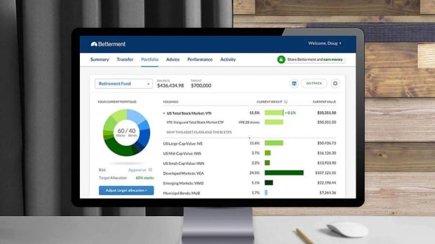 Betterment CEO Says Robo-Advisors Are Popular Among Boomers