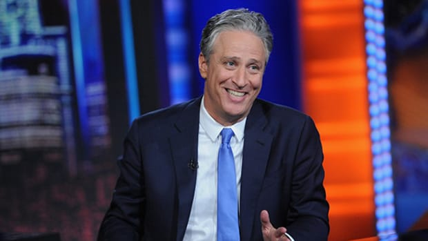 Jon Stewart's HBO Announcement Was So Big It Lifted Time Warner's Stock Price