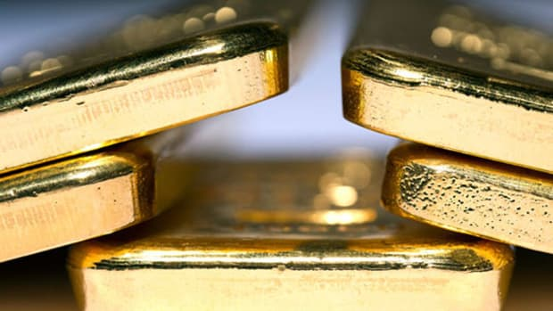 Kinross Gold (KGC) Stock, Gold Prices Move Higher on Fed Statement