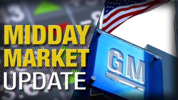 GM, Ford Beat August Sales Estimates; Stocks Slump on China Fears