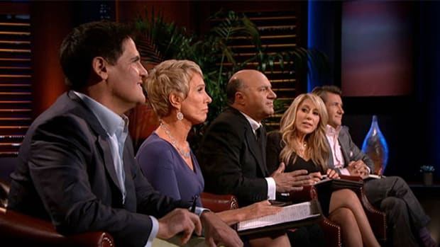 How to Negotiate Like a Shark: Top Negotiation Tactics from the Cast of ABC's 'Shark Tank'