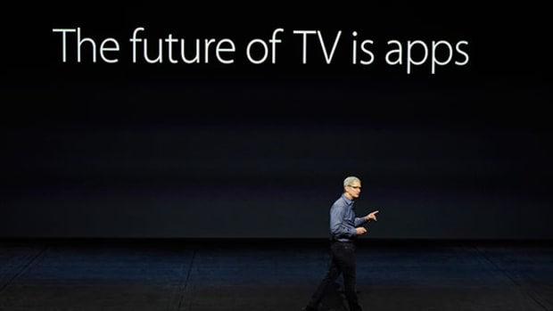 Producer Silverman Discusses New Apple (AAPL) TV Series on Apps With CNBC