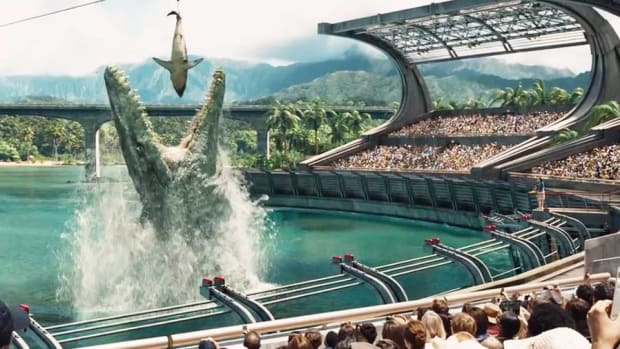 Jurassic World Tops Box Office for Fourth Week, Other Sequels Flop