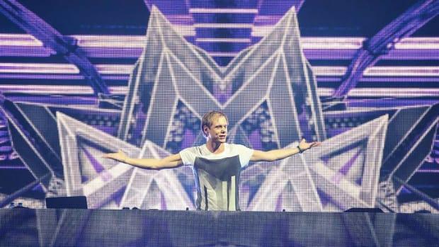 Armin van Buuren on New Album 'Embrace' and the Future of EDM in 2016