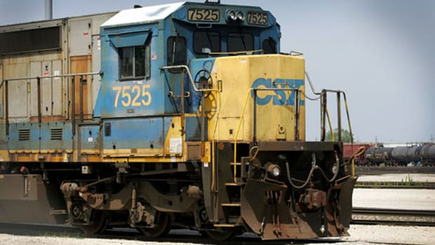 Jim Cramer -- Transports Are the Ugliest Part of the Market Right Now