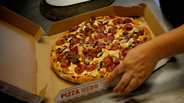 Apple's iPhone Might Be Irrelevant to How You Order Pizza in the Future: Domino's CEO