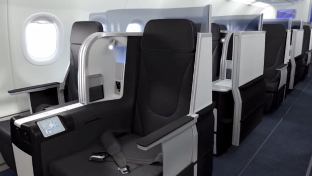 JetBlue to Bring Mint, Its Popular Version of First Class, to Boston
