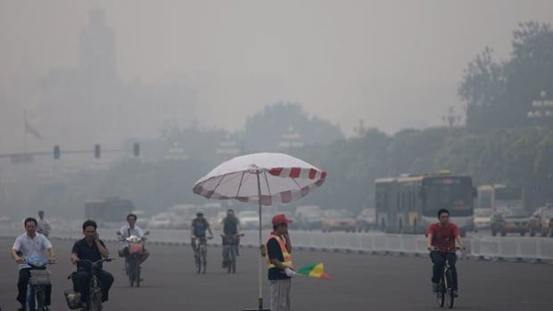 China's Pollution an 'Environmental Emergency,' Creating Opportunities