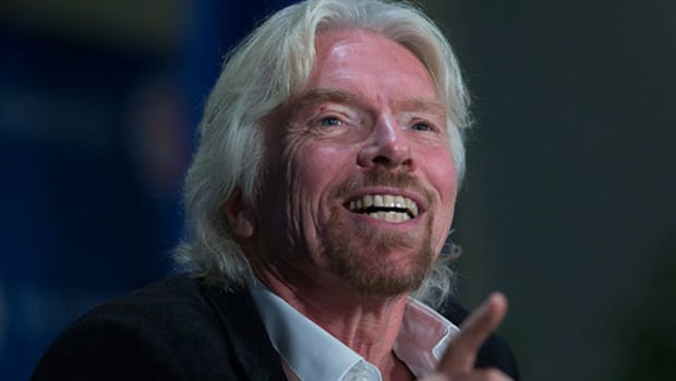 Richard Branson's Virgin Group Invests in High-Speed Hyperloop One Rail System