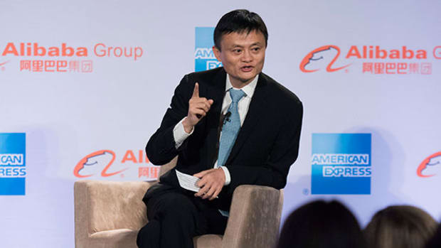 Alibaba's (BABA) Ma on CNBC: 'We Are Learning How To Communicate With the Investors'
