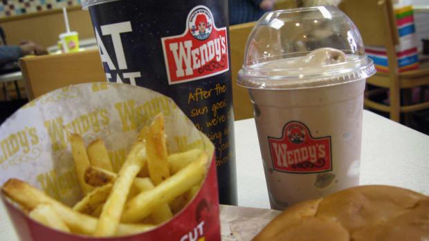 Wendy's Stock Falls Following McDonald's Fresh Beef Declaration
