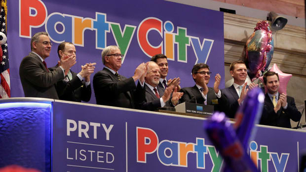 It's Party City for IPOs, as Investors Celebrate New Offerings