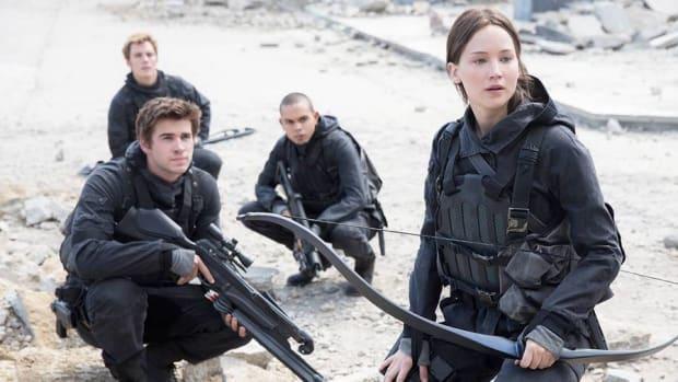 'Mockingjay - Part 2' Tops Box Office but Misses Estimates