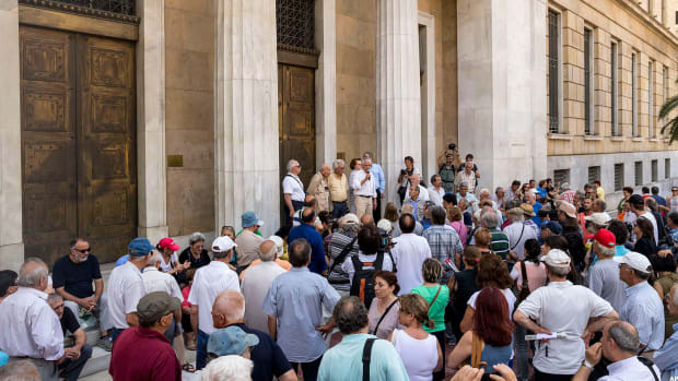 Eleven Million Reasons Why Greece Is No Ordinary Debtor