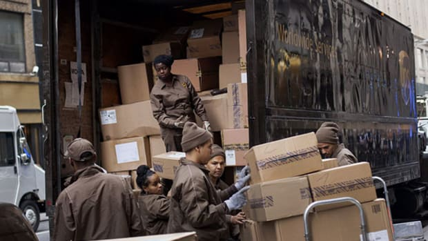 Is UPS Ready to Deliver?