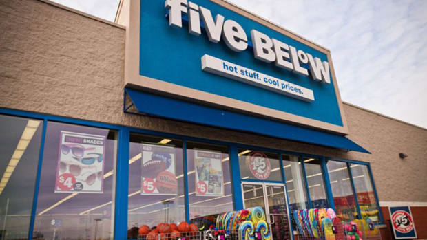 Five Below (FIVE) Stock Climbing on Strong First Quarter