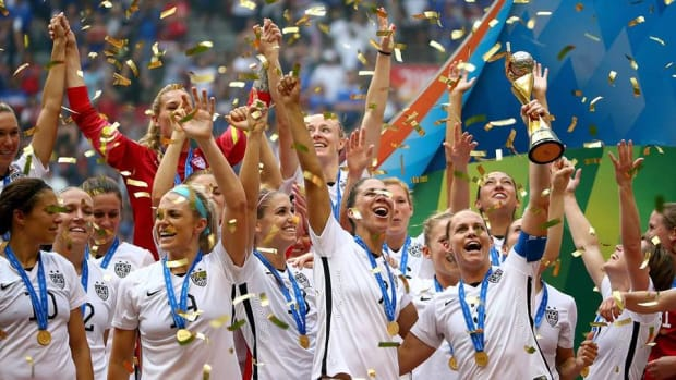 U.S. Women's Team Wins 2015 FIFA World Cup and America's Interest