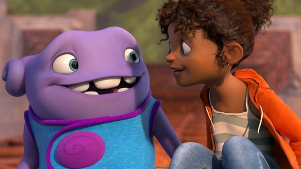 DreamWorks 'Home' Debut Tops Estimates, Gives Katzenberg Hope