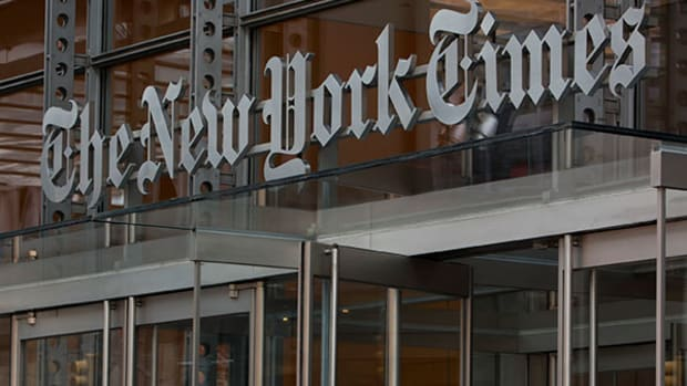 What's Behind the New York Times' Big Executive Shuffle