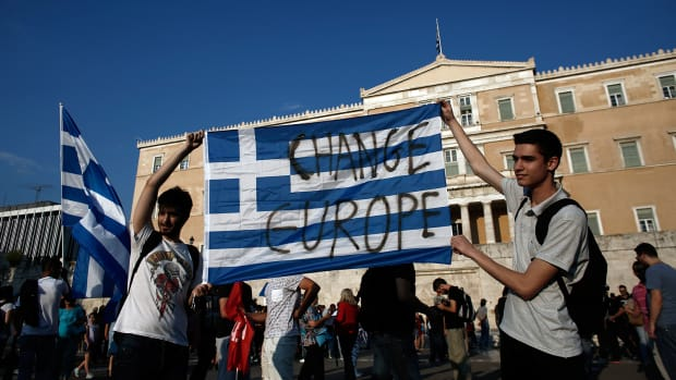 Why the Greek Crisis is Unlike Anything You Saw With Lehman Brothers