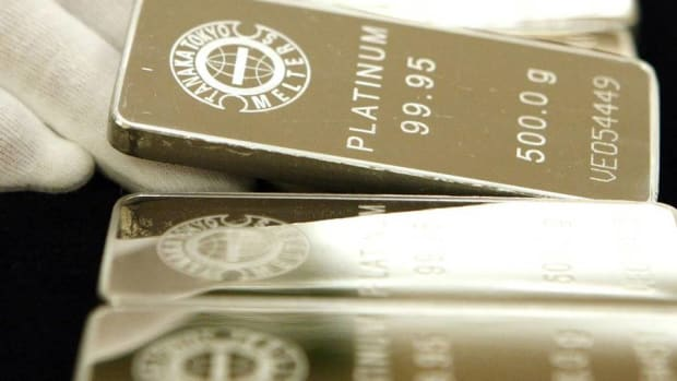 Platinum Prices to Soar Over $1,000 Despite VW Scandal - CPM Group