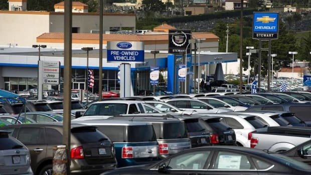 Car Sales Top Estimates; Ford Posts Strong Numbers Boosted by SUVs