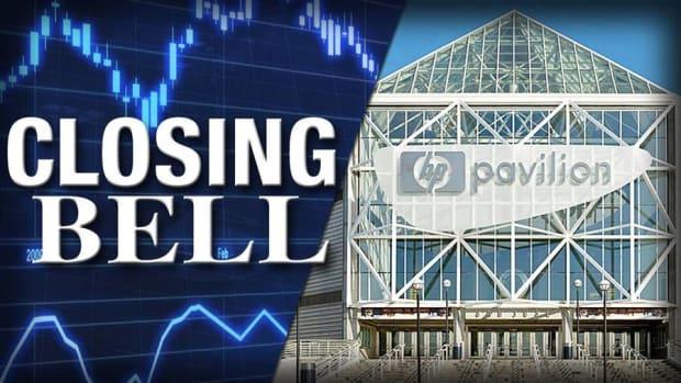 Closing Bell: HP Inc. Up on Hewlett-Packard Split; Stocks Rally
