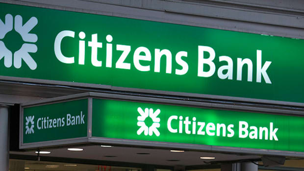 Citizens Financial (CFG) Stock Advances Following Q1 Results