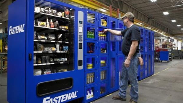 Why Fastenal May Be One of the Best Second-Half Buys