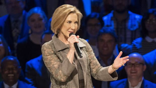 Would a Former CEO Like Carly Fiorina Make a Good President?